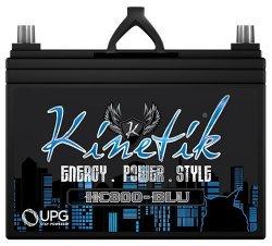 Kinetik HC800 BLU 800W 12V High Current AGM Car Audio Battery Power Cell (BLU Series)