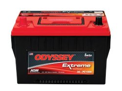 Odyssey 34-PC1500T Automotive and LTV Battery
