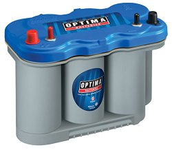 Optima Batteries 8027-127 D27M BlueTop Starting and Deep Cycle Marine Battery