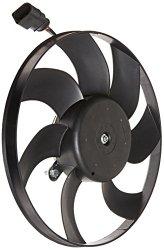 Behr Hella Service 351039201 Blower Radiator/Condenser Fan for Audi/Volkswagen 2005-08