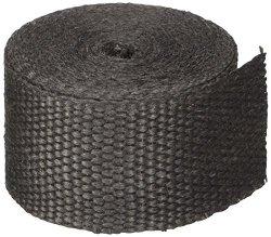 DEI 010121 Black 2″ Exhaust Wrap – 15′