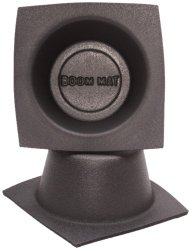 DEI 050321 Boom Mat 5.25″ Round Slim Speaker Baffle – Pack of 2