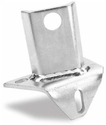 Flowtech 10041FLT Chrome Power Steering Pump Bracket