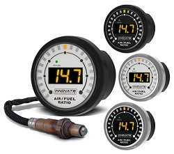 Innovate Motorsports (3844) MTX-L Wideband Air/Fuel Ratio Gauge Kit, Bosch LSU 4.9 – includes LSU 4.9 Sensor