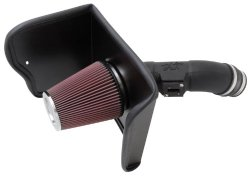 K&N 63-9036 AirCharger Performance Air Intake System