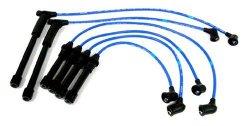 NGK (8113) NX14 Premium Spark Plug Wire Set