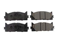 Toyota Genuine Parts 04465-06100 Front Brake Pad Set