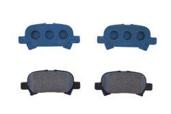 Toyota Genuine Parts 04466-06030 Rear Brake Pad Set