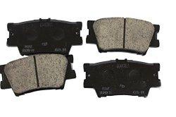 Toyota Genuine Parts 04466-06090 Rear Brake Pad Set