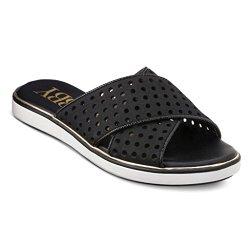 Women's Sam & Libby Jojo Cross Strap Slide Sandals