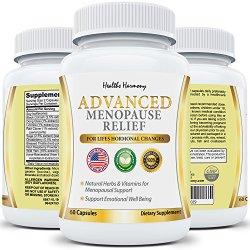 Helps Reduce Menopausal & Perimenopause Symptoms – Hot Flashes & Night Sweats
