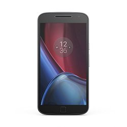 Moto G Plus (4th Gen.) Unlocked – Black – 64GB – U.S. Warranty