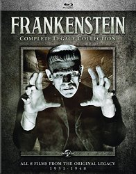 Frankenstein: Complete Legacy Collection [Blu-ray]