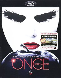 Once Upon A Time: Season 5 [Blu-ray]