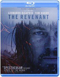 Revenant, The Blu-ray
