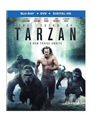 Tarzan (Blu-ray + DVD + Digital HD Ultraviolet Combo Pack)