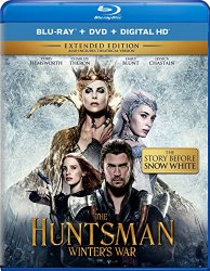 The Huntsman: Winter's War – Extended Edition (Blu-ray + DVD + Digital HD)