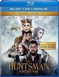 The Huntsman: Winter's War – Extended Edition (Blu-ray + DVD + Digital HD)