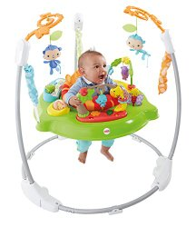 Fisher Price Baby – Jumperoo Rainforest – upto 15mths aprox – 900CHM91