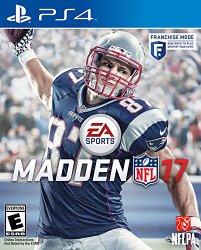 Madden NFL 17 – PlayStation 4 Standard Edition