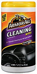 Armor All 10832 Cleaning Wipe – 50 Sheets