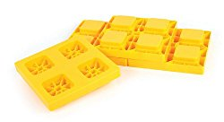 Camco 44501 Leveling Blocks – 4 pack