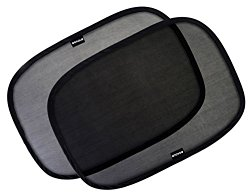 Enovoe Baby Car Window Sun Shade – (2 Pack) – 21″ x 14″