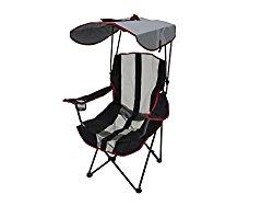Kelsyus Original Canopy Chair, Red
