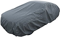 Leader Accessories Basic Guard 3 Layer Semi-Custom Fit Car Cover (Cars up to 16'8″(200″))