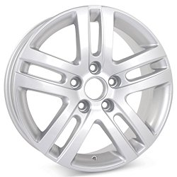 New 16″ Alloy Replacement Wheel for Volkswagen Jetta VW 2005-2015 Silver Rim 69812