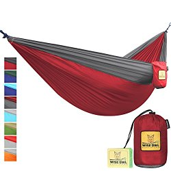 The Ultimate Single & Double Camping Hammocks