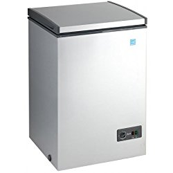 Avanti CF35M2P Chest Freezer Platinum