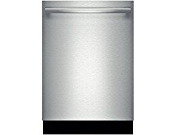 Bosch SHX5AVL5UC 24″ Ascenta Energy Star Rated Dishwasher with 14 Place Settings in Stainless Steel