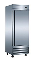 CFD-1FF 29″ One Section Solid Door Reach in Freezer – 23 cu. ft.