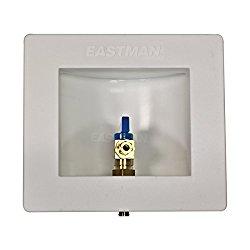 Eastman 60233 PEX Ice Maker Box, 1/2-Inch