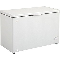 Energy Star 9.6 Cu. Ft. Chest Freezer, White