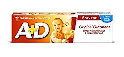 A&D Original Diaper Ointment, 4 Ounce (Pack of 4)
