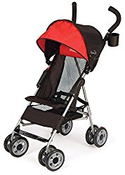 Kolcraft Cloud Umbrella Stroller – Scarlett Red