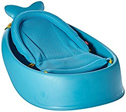 Skip Hop Moby Bathtub with Sling, Blue