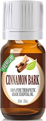 Cinnamon Bark – 100% Pure, Best Therapeutic Grade Essential Oil – 10ml