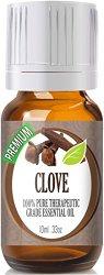 Clove – 100% Pure, Best Therapeutic Grade Essential Oil – 10ml