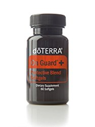 doTERRA On Guard Essential Oil Protective Blend Softgels 60 ct