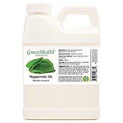 Peppermint Oil 100% Pure -16oz