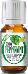 Peppermint (PREMIUM Pharmaceutical Grade) – 100% Pure, Best Grade Essential Oil – 10ml