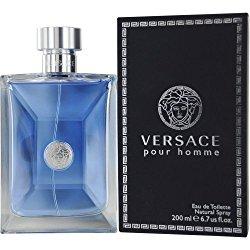Versace Pour Homme By Gianni Versace Eau-de-toilette Spray for Men, 6.70 fl. oz