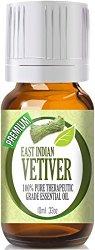 Vetiver – 100% Pure, Best Therapeutic Grade Essential Oil – 10ml