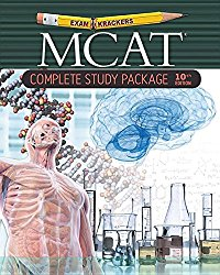 10th Edition Examkrackers MCAT Complete Study Package (EXAMKRACKERS MCAT MANUALS)