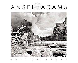 Ansel Adams 2017 Wall Calendar