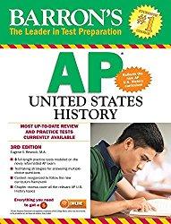 Barron's AP United States History, 3rd Edition