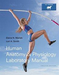 Human Anatomy & Physiology Laboratory Manual, Cat Version (12th Edition)